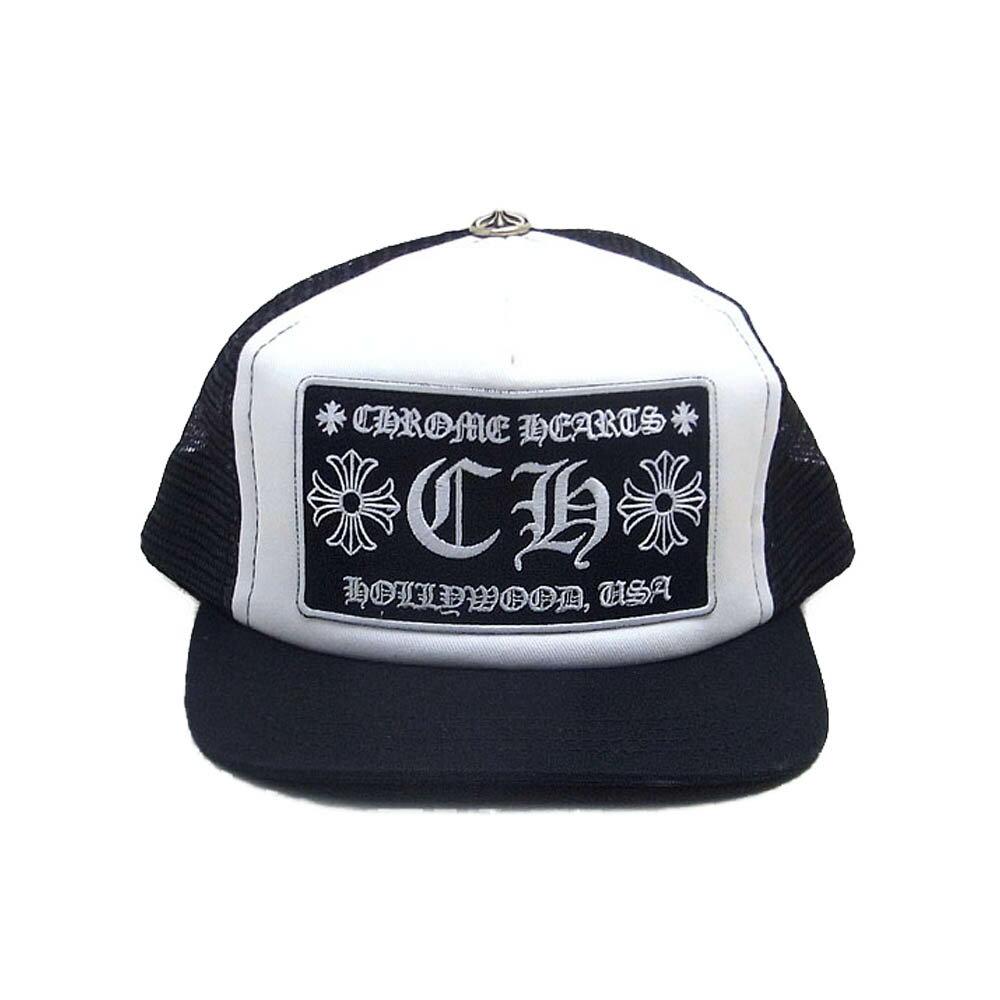 メンズ帽子, キャップ CHROME HEARTS New CH 7002674002016 BKWH
