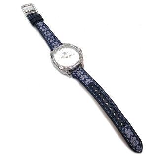 コーチ時計14502417COACHシグネチャー腕時計アナログ時計ブルー【あす楽】