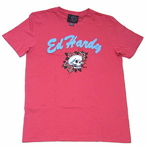 EDHARDY/エドハーディー/メンズラブキルススローリー&ローズTシャツ82351レッド【送料無料&代引きOK】【あす楽対応_東北】【即日発送】