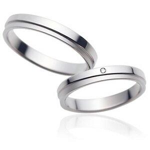 sarasa 更紗 マリッジリング (結婚指輪) SRー252ーSRー251