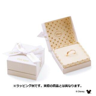 THEKISS/ザ・キッス/【ディズニーコレクション】/シルバーペアリングダイヤモンドDI-SR6008DMーSR6009DMセット販売
