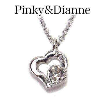 ピンキー&ダイアン ネックレス Pinky&Dianne 7333 アクセサリー Check Heart チェックハート エクセルワールド ブランド プレゼントにも おしゃれ アクセサリー TP1