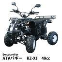バギー 四輪 49cc ミニ ATV YH 4サイクルエンジン搭載 Ex-RZ-XJ-49