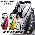 BRIDGESTONE GOLF(ブリヂストン ゴルフ) TOUR B ネオアスリート モデル キャディバッグ CBG707
