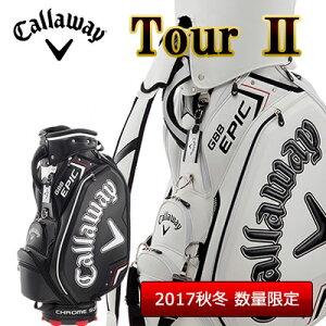 Callaway[キャロウェイ]TourII[ツアー]キャディバッグ17JM