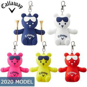 Callaway (キャロウェイ) Bear-S -ベア S- ボール&ティーケース 20 JM