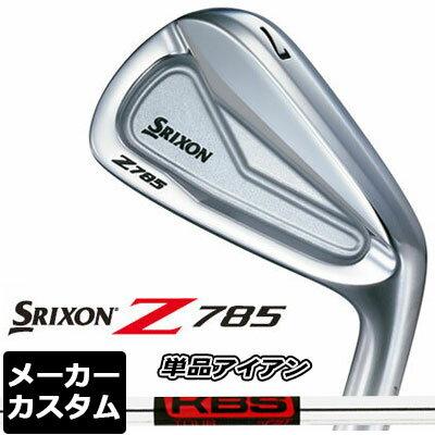 メンズクラブ, アイアン DUNLOP() SRIXON -- Z 785 (34AWSW) KBS TOUR
