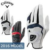 Callaway(キャロウェイ) All Weather Glove ゴルフ グローブ 16 JM (左手用)