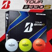 BRIDGESTONEGOLF(ブリヂストンゴルフ)TOURB330Sゴルフボール(1ダース:12球)