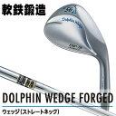 KASCO(キャスコ) DOLPHIN WEDGE -ドルフィン ウェッジ- FORGED DW-116 DynamicGold(S200) スチールシャフト