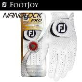 FOOTJOY[フットジョイ]NANOLOCKPRO[ナノロックプロ]グローブFGNP15