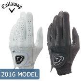 Callaway(キャロウェイ) Tour Authentic Glove ゴルフ グローブ 16 JM (左手用)