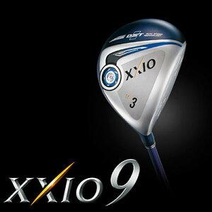 ダンロップXXIO9[ゼクシオナイン]フェアウェイウッドMP900カーボンシャフト
