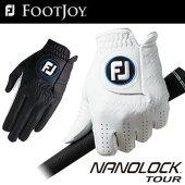 FOOTJOY[フットジョイ]NANOLOCKTOUR[ナノロックツアー]グローブFGNT17