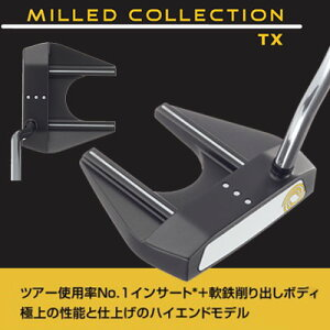 ODYSSEY(オデッセイ)MILLEDCOLLECTIONTXパター#7[日本正規品]