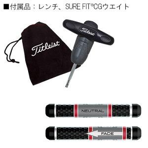 Titleist[タイトリスト]917F3フェアウェイメタルTourADTP5/6/7カーボンシャフト[日本正規品]
