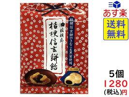 ノーベル 桔梗信玄餅飴 80g×5袋 賞味期限 2020/09