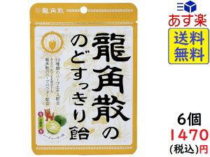 龍角散 龍角散ののどすっきり飴 シークヮサー味 袋 88g×6袋 賞味期限2022/03です。