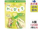 井村屋 もっちりぷるん わらびもち 柚子 7本×4袋 賞味期限2021/08/16