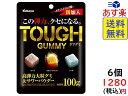 カバヤ食品 タフグミ 100g×6袋 賞味期限2021/04