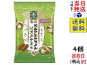 森永製菓 ミルクキャラメル ピスタチオ味 袋 74g x4袋