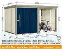 イナバ物置 シンプリー MJX-137DP【長物収納タイプ】物置き 小型 屋外 収納庫
