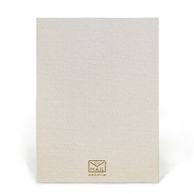 布張り電報カード台紙「127希望」背面