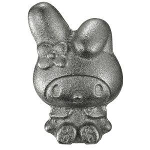 鉄玉 鉄分摂取 マイメロディ 約3.6×3.6×高さ4.9cm 南部鉄器 日本製 南部鉄玉 TBN-1 鉄分補給 かわいい OSK 鉄 鉄分 新生活