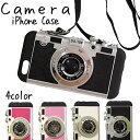 【 あす楽 】 iPhoneケース スマホケース カメラ型 ストラップ付 | iPhoneX iPhoneXSMax iPhoneXR iphone8 iphone8plus iphone7 iphone7plus iphone6 iphone6plus iphone5 携帯ケース 可愛い アイフォンケース アイフォン8 かわいい スマホ スマートカメラ
