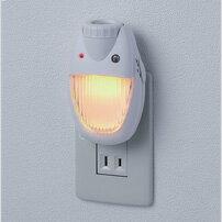 LEDセンサーライト・保安灯:[ELPA(エルパ):朝日電機]LEDセンサーライト TDH-300