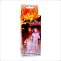 【防災グッズ】火災避難時に呼吸と呼吸を確保 使い捨て防災フードスモークエスケープ SEM-20