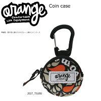 Oran'geCoinCase2027TSUBUオレンジコインケース小銭入れケースネオプレーン