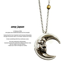 amp japan/アンプジャパン/【宮崎あおいさん着用】 silver necklace/シルバーネックレス/送料無...