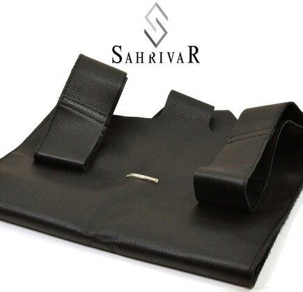 SAHRIVARシャフリーバルSA09L14AINRIBAGBAG/レザーバッグSilver925/シルバーMARIA/マリアアンティーク/ハンドメイドペア/メンズ/レディース/アクセサリー