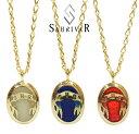 SAHRIVAR シャフリーバル SN69B14A Enarmeled Necklace 真鍮 エナメル ネックレス UVERworld TAKUYA∞ 着用