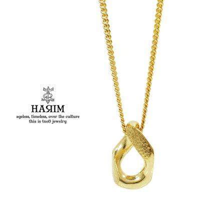 HARIMハリムHRP106GPStillHard【CHAIN】GPGOLDゴールドチェーンネックレス【対応】
