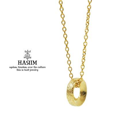HARIMハリムHRP109GPStillHard【O】GPGOLDゴールドチェーンペンダントネックレス【対応】