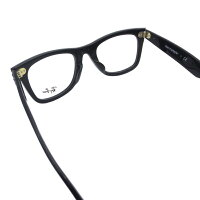 【UVカットレンズ付・日本正規代理店保証書付レビューを書いて送料無料・UVカット伊達メガネ(ダテメガネ)は翌日発送・即日発送OK!】Ray-Ban(レイバン)RX5121F-2000(50)(度付き眼鏡・度付きメガネ)【RCP】