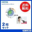 2枚 送料無料 HOYAマルチビュー EX-α (アルファ)  【遠近両用/ハードレンズ/ホヤ】