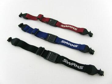 【期間中エントリーでさらにポイント5倍】スワンズ スポーツバンド SWANS A-63-BK ブラック