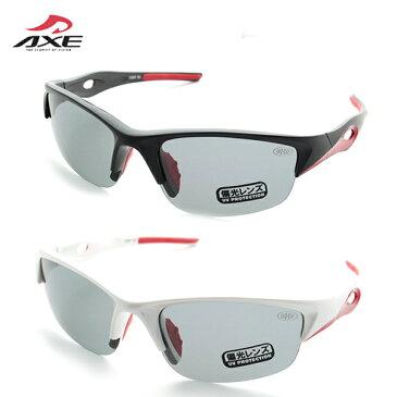 AXE sunglasses SC-1036P アックス サングラス 全2色 偏光レンズ トレーニング