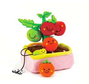 【アイアップ直営サイト】ミニファームシリーズもぎもぎトマト畑/おもちゃ/知育/可愛い/プレゼント/ギフト/パーティー/ファインモータートイ