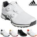 adidas Golf(アディダスゴルフ) 日本正規品 TOUR360 XT TWIN BOA(ツアー360XTツインボア) ソフトスパイクゴルフシューズ 2019モデル 「DBE65」 【あす楽対応】