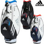 【【最大3300円OFFクーポン】】adidas Golf(アディダスゴルフ)日本正規品 PERFORMANCE CADDY BAG (パフォーマンスキャディバッグ) 2020モデル 軽量ゴルフキャディバッグ 「GUV75」 【あす楽対応】