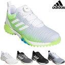 adidas Golf(アディダスゴルフ)日本正規品 CODECHAOS Boa Low (コードカオスボアロウ) スパイクレスゴルフシューズ 2020モデル 「KXJ34」 【あす楽対応】・・・