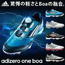 【BOA搭載軽量290g】2014モデルアディダスゴルフ日本正規品adizero one BOA(アディゼロワン...