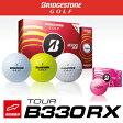 ブリヂストンゴルフ日本正規品TOUR B330RXゴルフボール1ダース(12個入)【あす楽対応】