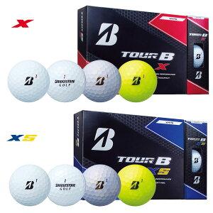ブリヂストンゴルフ日本正規品 TOUR B Xシリーズ ゴルフボール1ダース(12個入) 【あす楽対応】