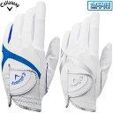 Callaway(キャロウェイ)日本正規品 Hyper Cool Glove 21 JM (ハイパー クール グローブ 21 JM) メンズ ゴルフグローブ(左手用) 2021新製品 【あす楽対応】・・・