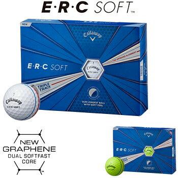 Callaway(キャロウェイ)日本正規品ERCSOFT(イーアールシーソフト)TRIPLETRACK2019モデルゴルフボール